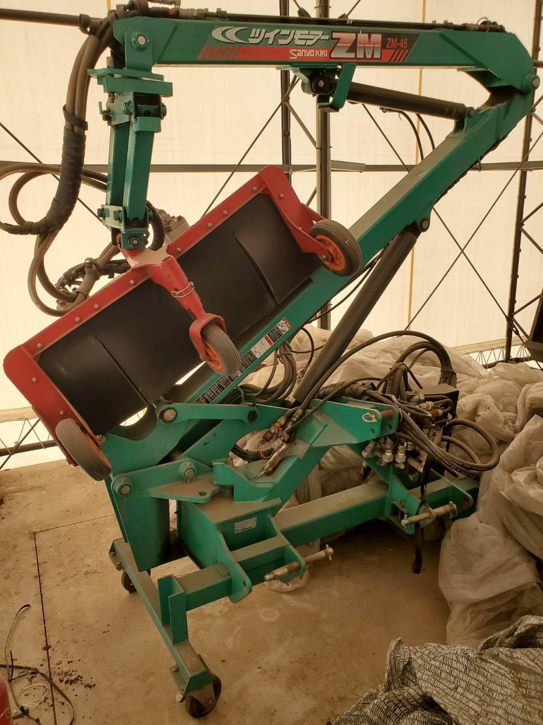 三陽機器 ツインモア― ZM-45
