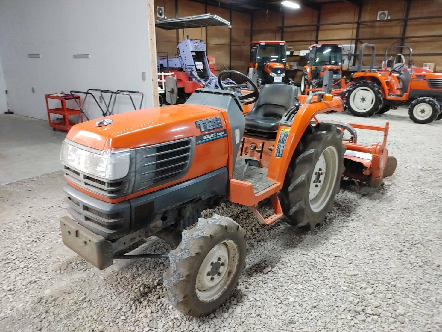 クボタ トラクター T22